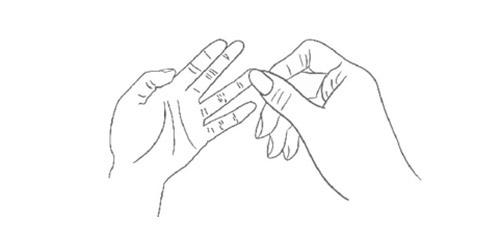 新型コロナウイルス抗体検査キットの使い方1