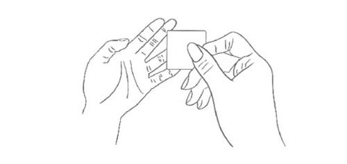 新型コロナウイルス抗体検査キットの使い方2