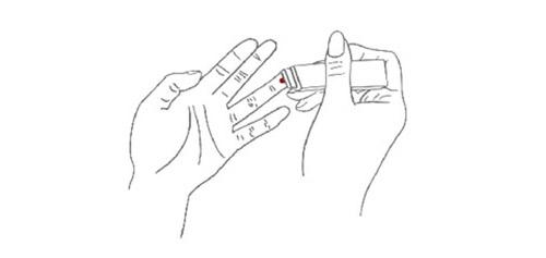 新型コロナウイルス抗体検査キットの使い方3