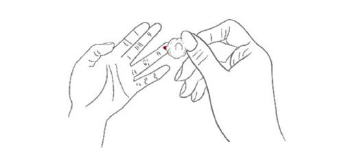 新型コロナウイルス抗体検査キットの使い方4